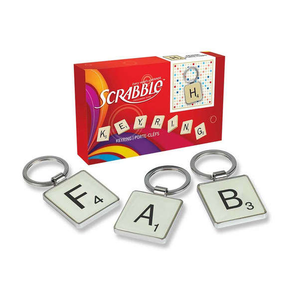 Wordy Board Game Charms