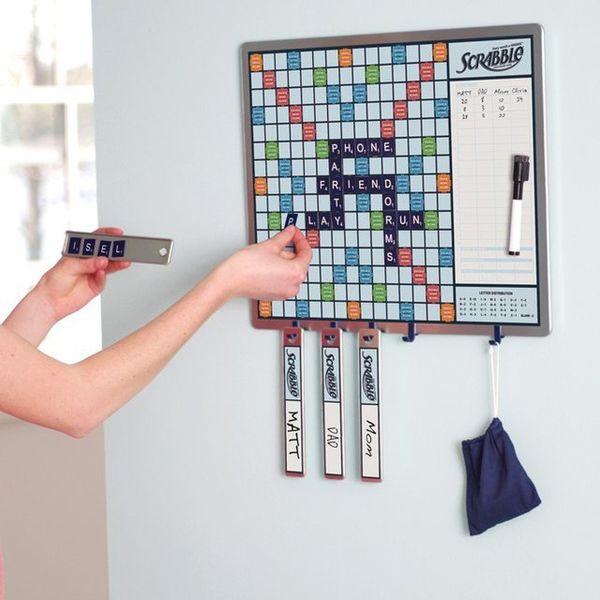 Versatile Message Board Games