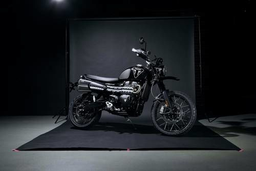 Action Star-Themed Motorcycle Releases
