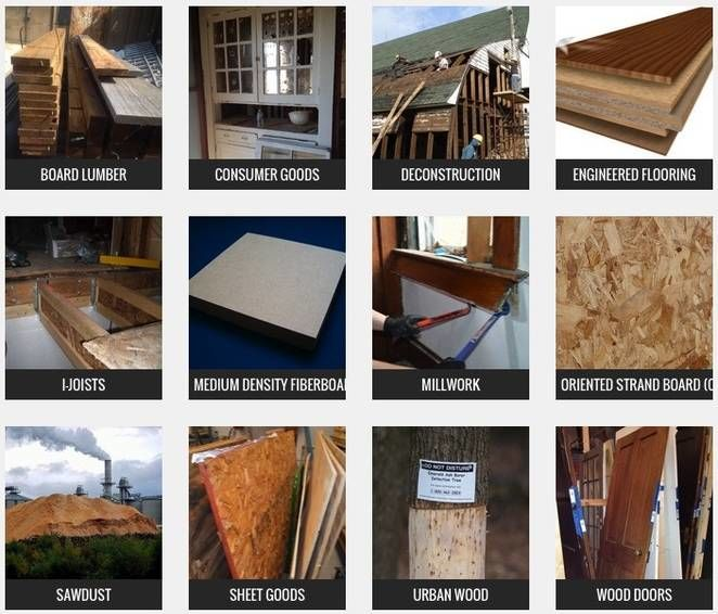 Wood-Saving Websites
