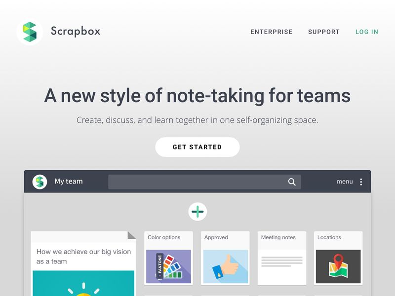 Professional Team Note-Taking Apps