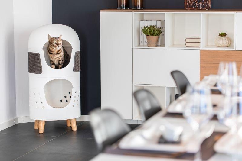 Modular Cat Towers