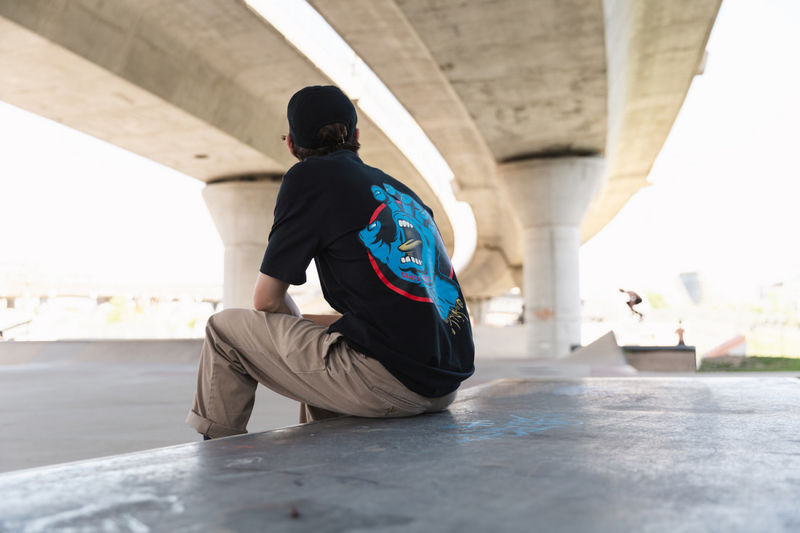 Monster-Motif Skate Capsules