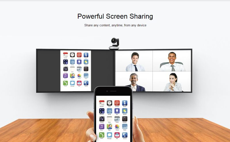 Screen Sharing Video Platforms