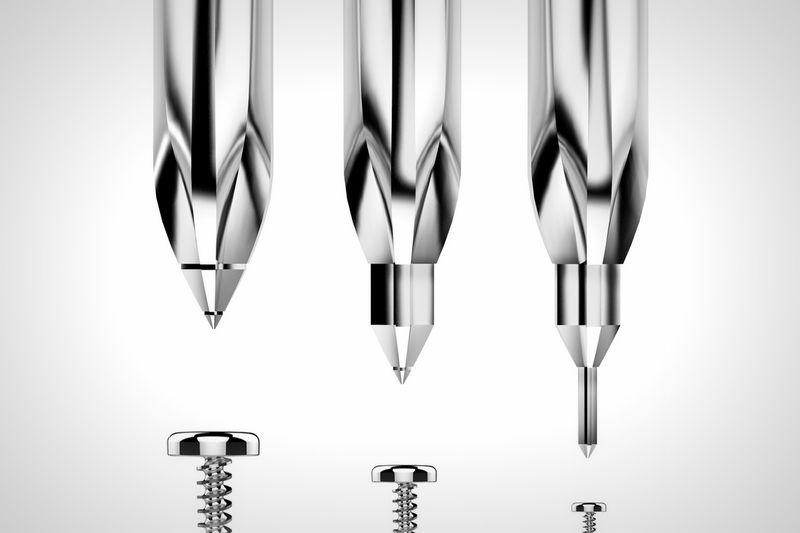 Shapeshifting Screwdriver Tools