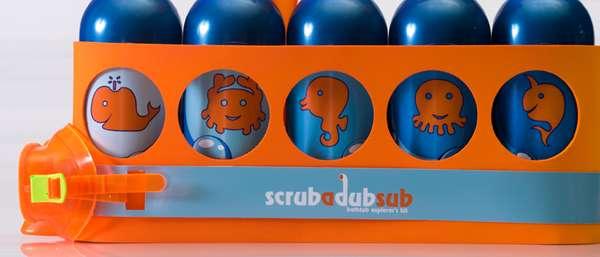Submarine Bathing Toys