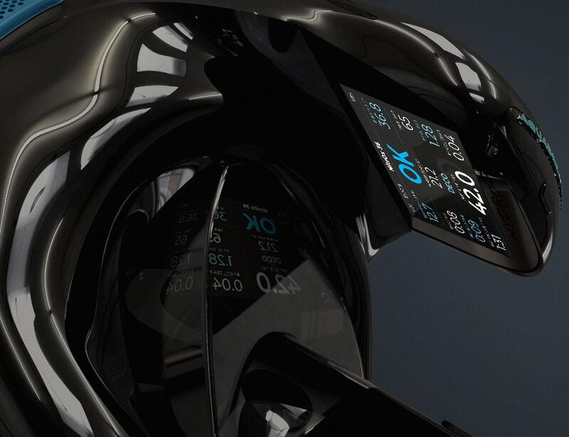 Regenerative Scuba Diving Helmets