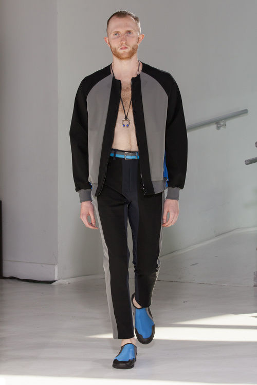 Scuba Gear-inspired Menswear