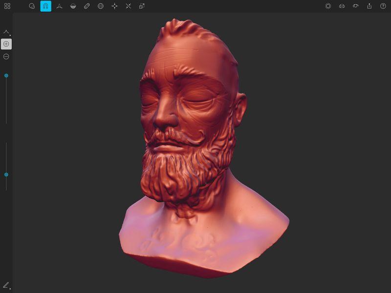 Approachable 3D Sculpting Apps