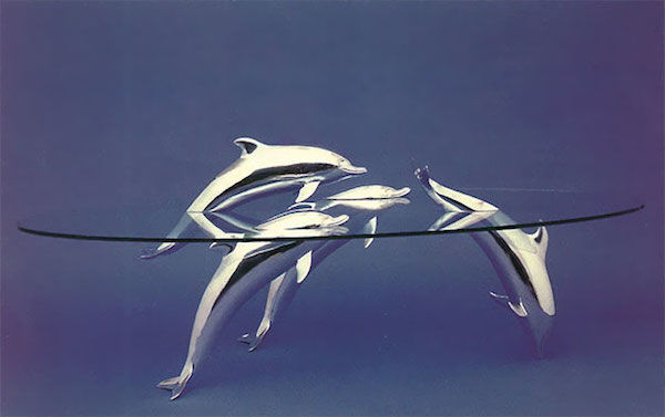 Sculptural Animal Tables