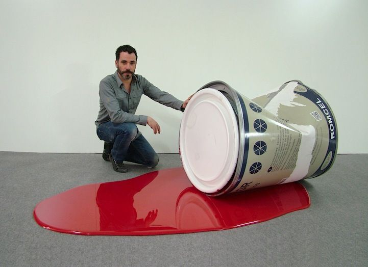 Giant Sculptural Household Items