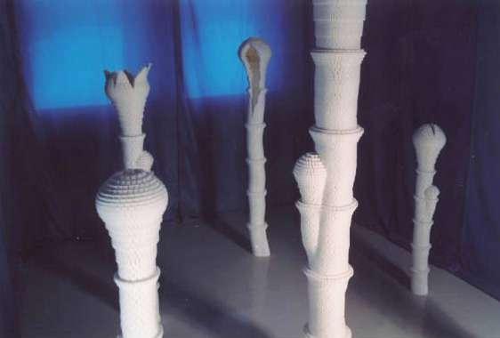 Saccharine Sculptures