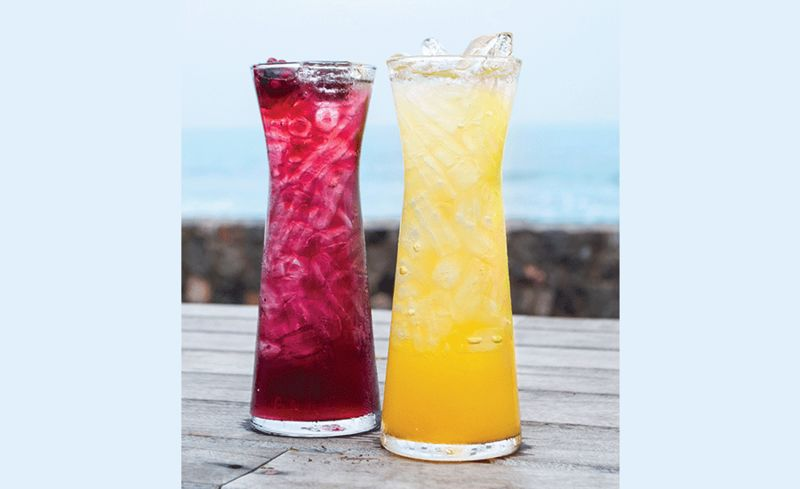 Agua Fresca-Inspired Refreshments