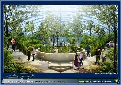 Sea Creature Gardens