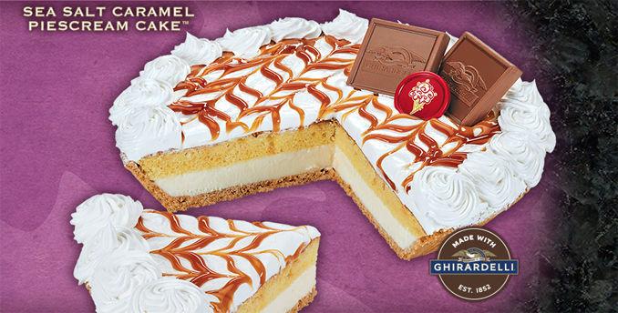 Hybrid Frozen Dessert Cakes