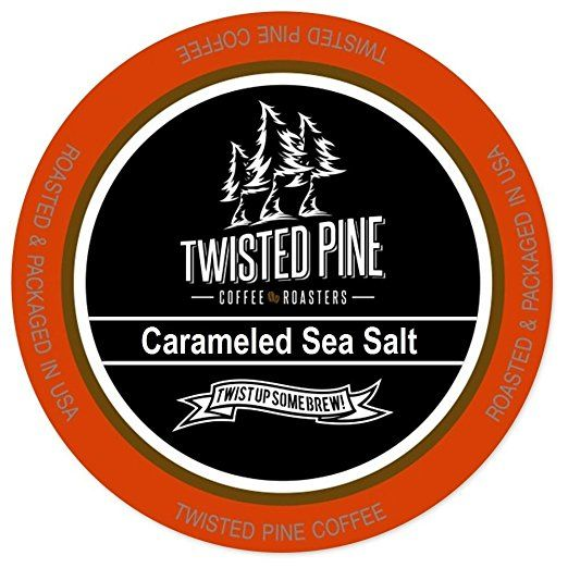 Sea Salt Coffee Pods