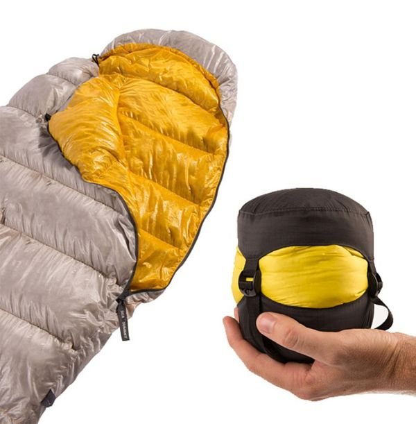 Crazily Compact Sleeping Bag