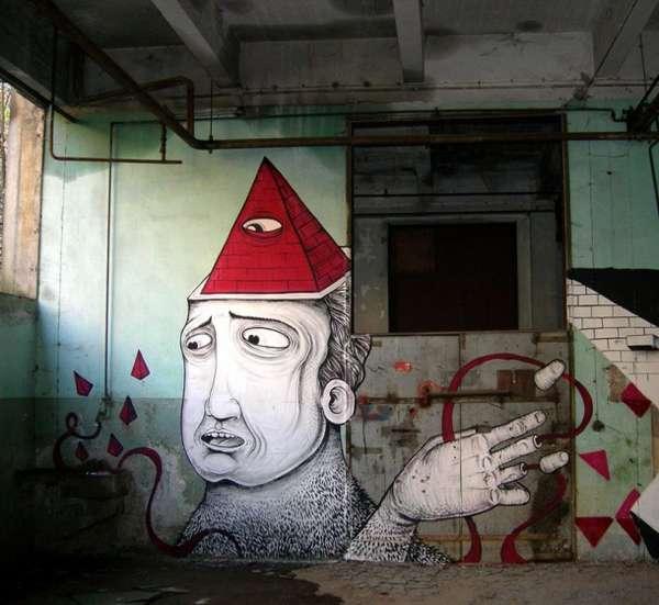 Spunky Italian Street Art