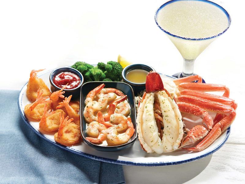 TV-Themed Seafood Menus
