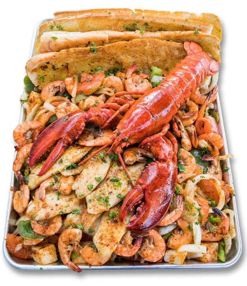Celebratory Seafood Platters