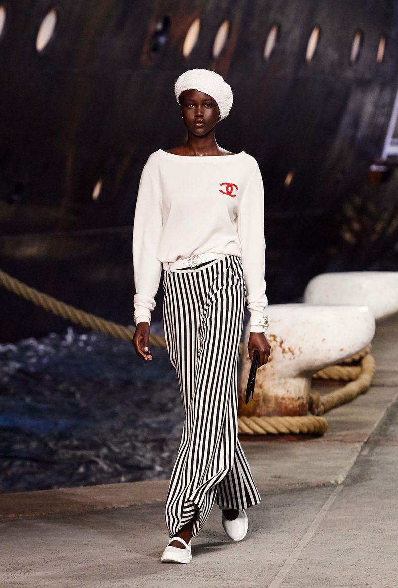 Sea-Inspired Fashion Runways