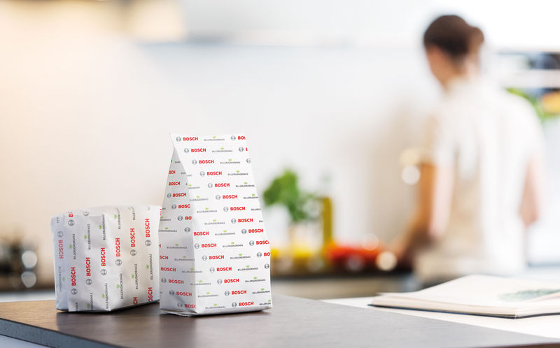 Leak-Proof Paper Packaging