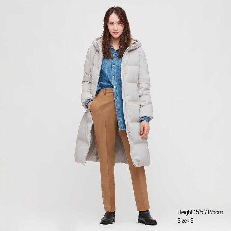 Seamless Down Long Coats
