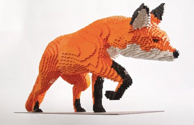 Nature-Inspired LEGO