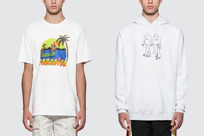 Playful Graphic Skate Streetwear