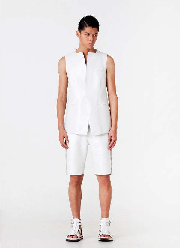 Oriental Minimalism Menswear