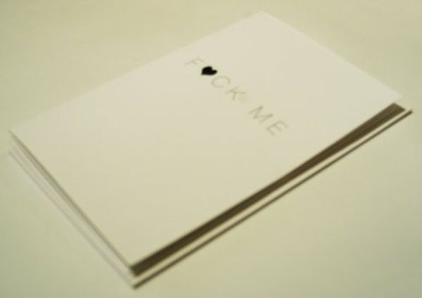 Boldly Brash Valentine's Cards