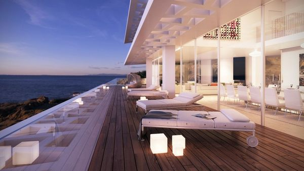 Luxe Relaxing Cliffside Residences