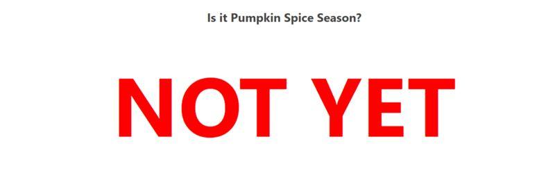 Anticipatory Seasonal Beverage Trackers