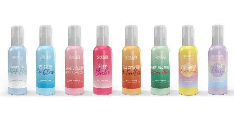 Seasonal Sanitizer Sprays