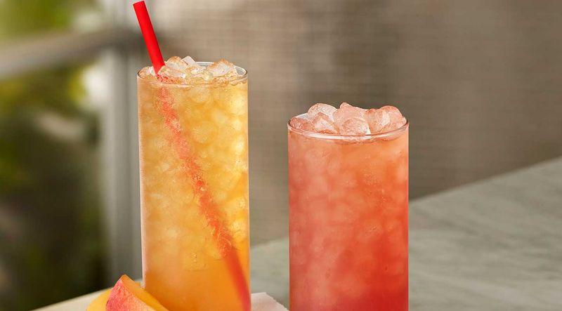 Blended Ice Tea Lemonades