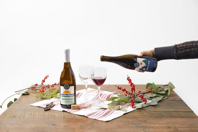 Uplifting Seasonal Wines