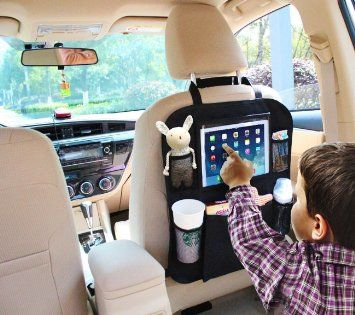 Vehicle Tablet Seat Holders