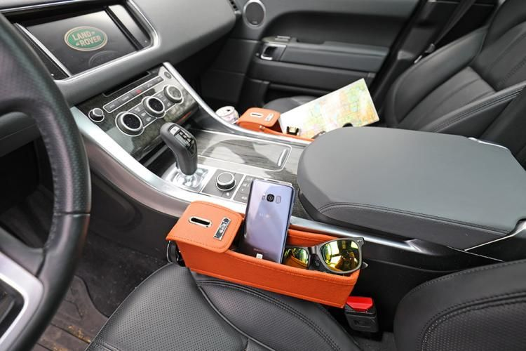 Vehicle Seat Storage Systems
