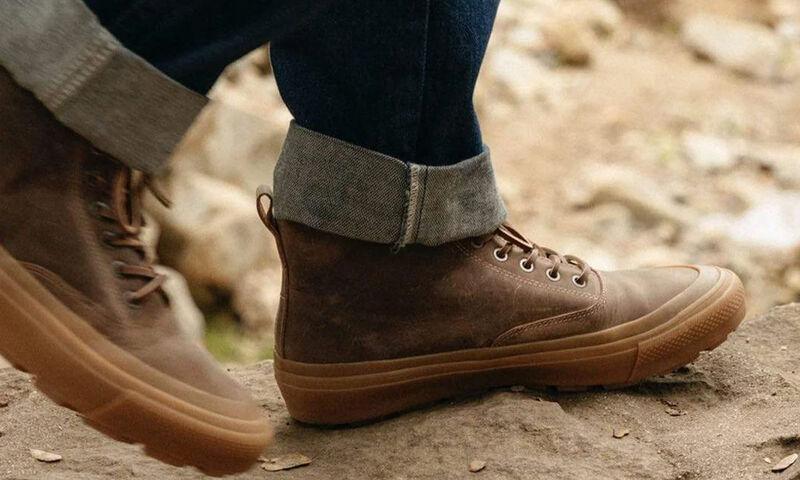 Hybrid Mid-Season Boots