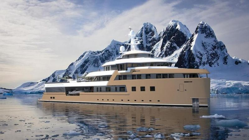 Luxe Adventure-Focused Yachts