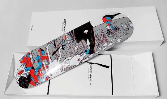 3D Skateboards