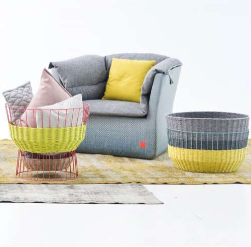 Colorfully Crafty Furniture