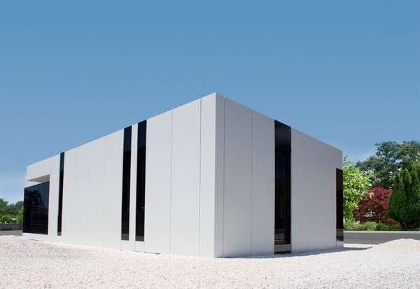 Monolithic Abodes