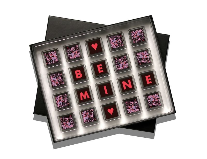 Romantic Luxury Chocolates