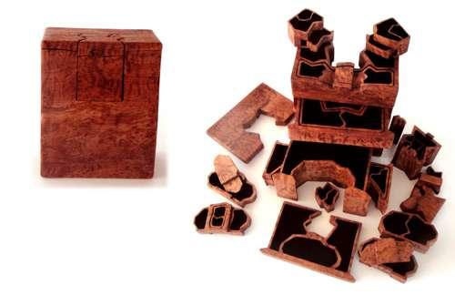 Hidden Treasure Tables