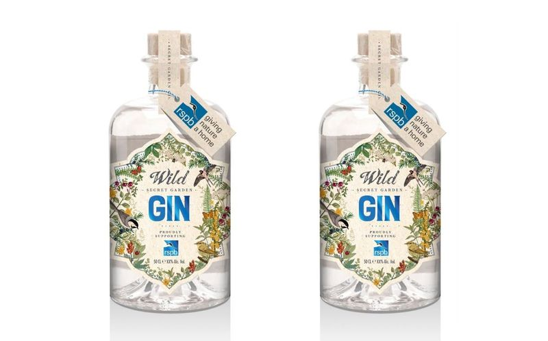 Wild Herb-Infused Gins