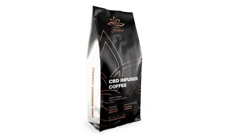 CBD-Infused Brazilian Coffees
