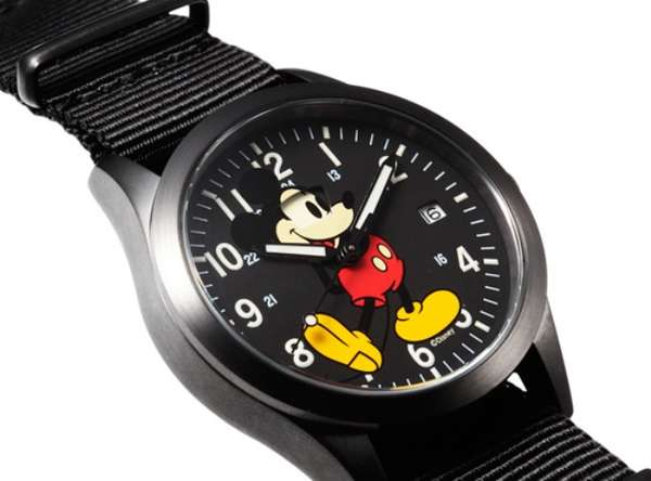 Mousey Military Watches