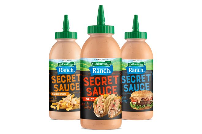 Restaurant-Style Ranch Sauces