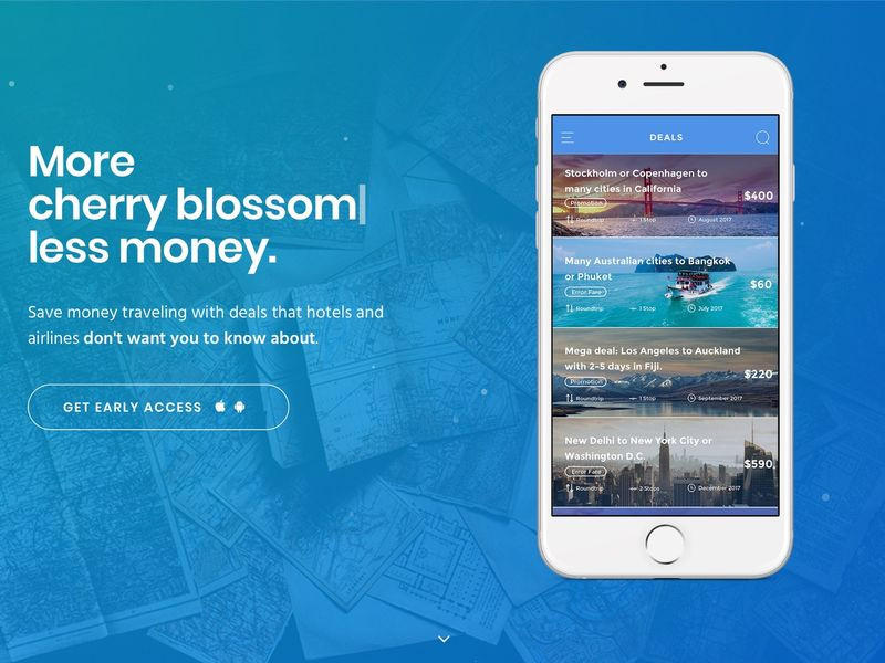 Secretive Deal Travel Apps
